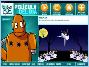 BrainPop in Spanish